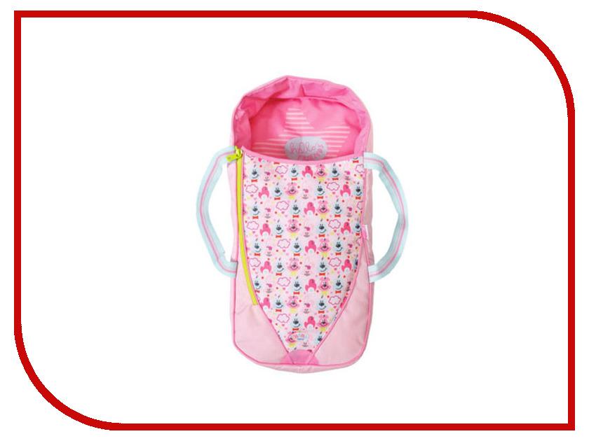 Игра Спальный мешок Zapf Creation Baby Born переноска 824-429 игра zapf creation baby born комбинезончики 870 211