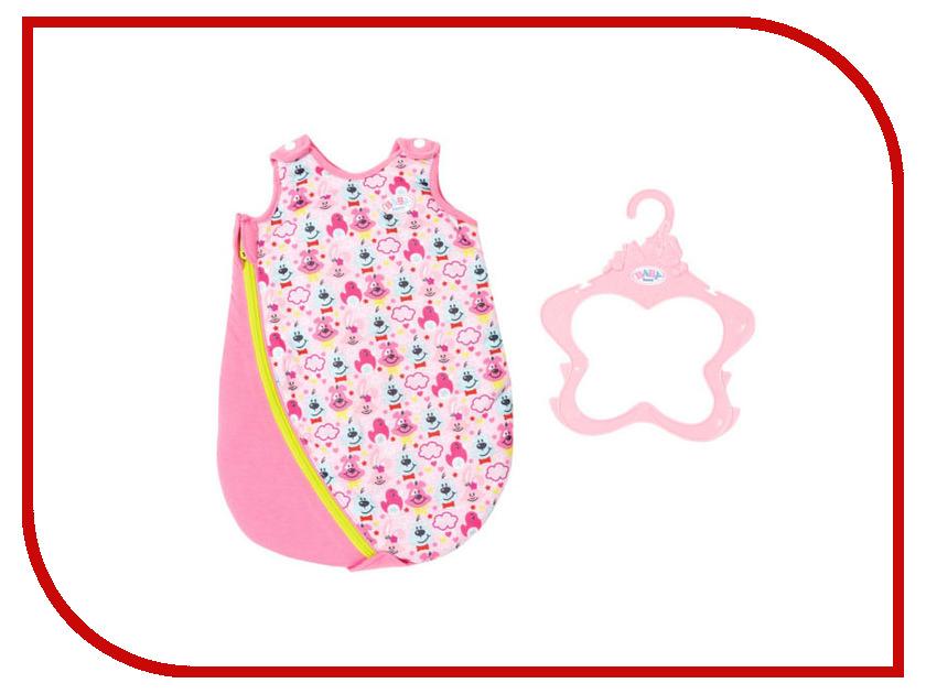 Спальный конверт для куклы Zapf Creation Baby Born 824-450 chanel coco w edp 100 мл