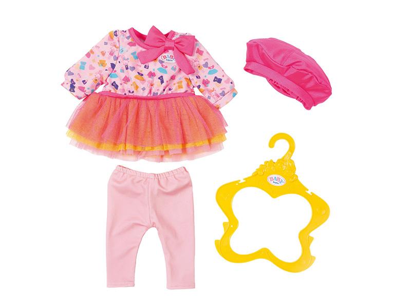 Одежда для куклы Zapf Creation Baby Born В погоне за модой 824-528