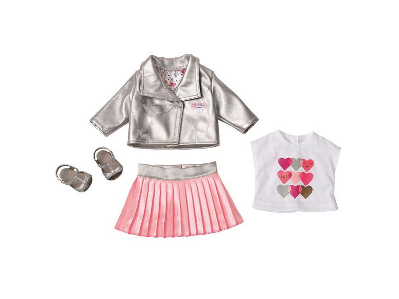 Одежда для куклы Zapf Creation Baby Born Законодательница моды 824-931