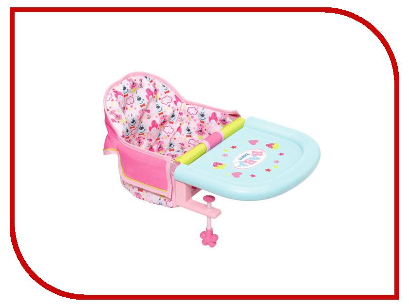 Игра Zapf Creation Baby Born Подвесной стульчик для кормления 825-235 игра zapf creation baby born комбинезончики 870 211