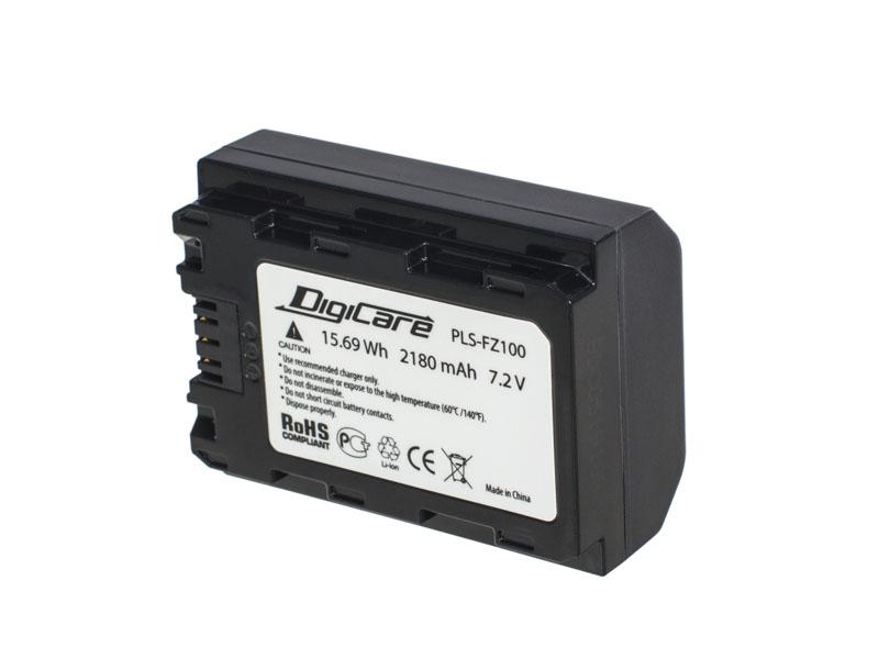 цена на Аккумулятор DigiCare PLS-FZ100 (схожий с Sony NP-FZ100)