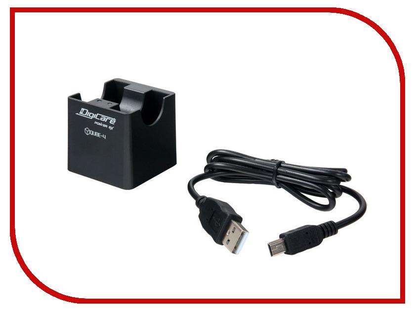 Аксессуар Зарядное устройство DigiCare PowerEX QUBE-4 PCH-QUBE4
