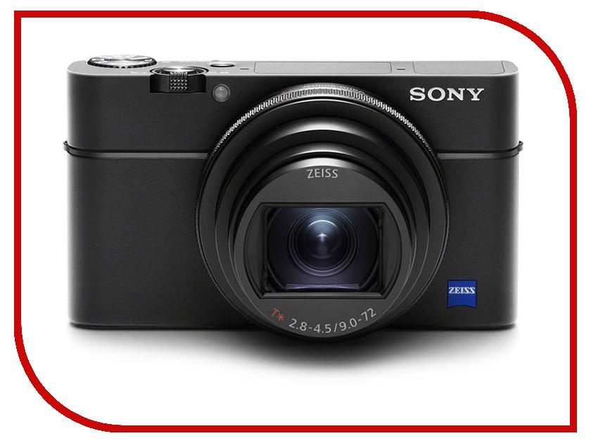 Фотоаппарат Sony Cyber-shot DSC-RX100M6 тип g батарея 1400mah зарядное устройство для sony cybershot dsc np bg1 dsc h10 h20 h50 h55 h70 h9 580397