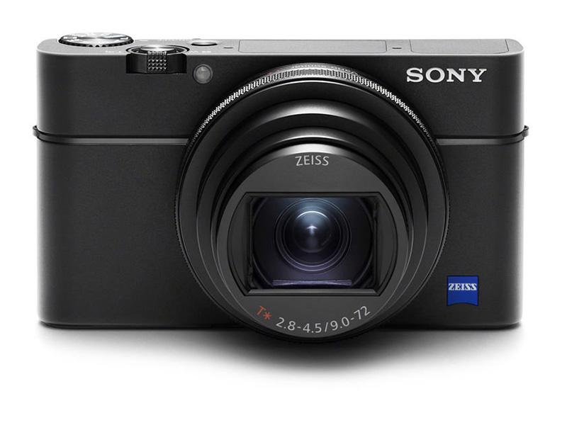 Фотоаппарат Sony Cyber-shot DSC-RX100M6 фотоаппарат sony cyber shot dsc w810 серебристый