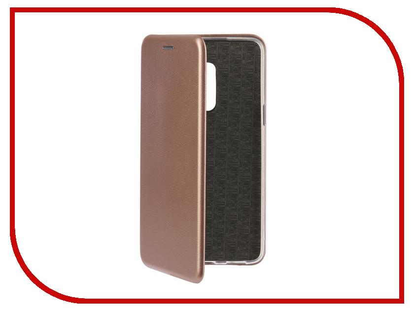 купить Аксессуар Чехол-книга для Meizu M15 Plus Innovation Book Silicone Rose Gold 12431 по цене 755 рублей