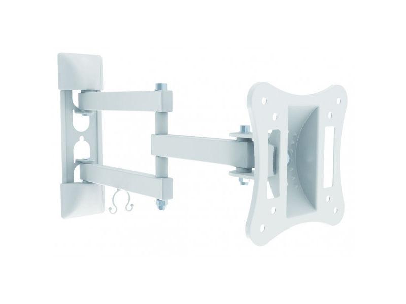 Кронштейн iTECHmount LCD33B (до 15кг) White кронштейн на стену itechmount lcd123 white