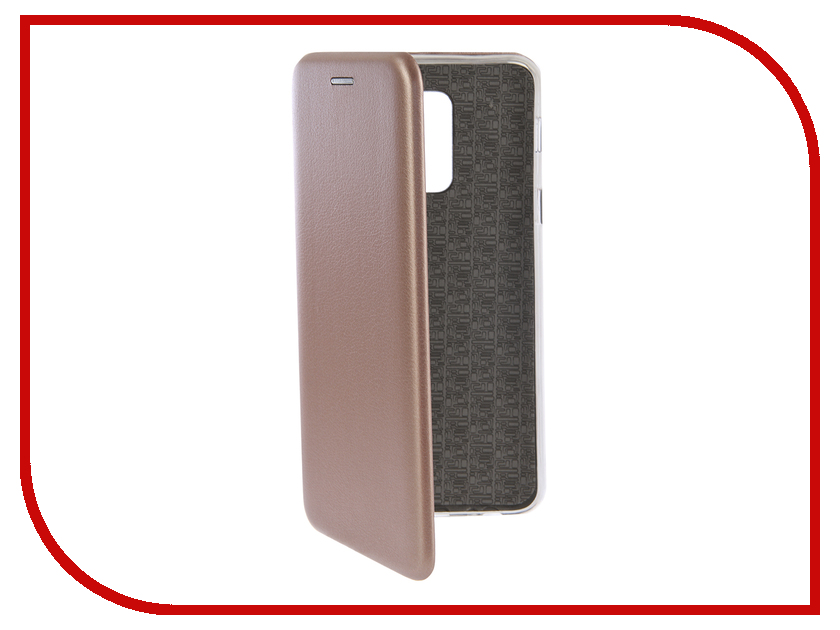 Аксессуар Чехол-книга для Samsung Galaxy A6 Plus 2018 Innovation Book Silicone Rose Gold 12451 аксессуар чехол книга для samsung galaxy a6 2018 innovation book silicone black 12448