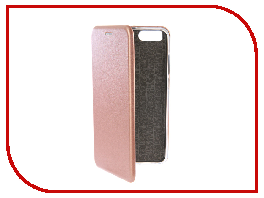 Аксессуар Чехол-книга для Xiaomi Mi Note 3 Innovation Book Silicone Rose Gold 12461 аксессуар чехол книга для xiaomi redmi 5 plus redmi note 5 innovation book silicone rose gold 11447