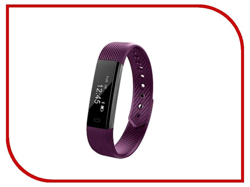 все цены на Умный браслет Lime 115 Purple онлайн