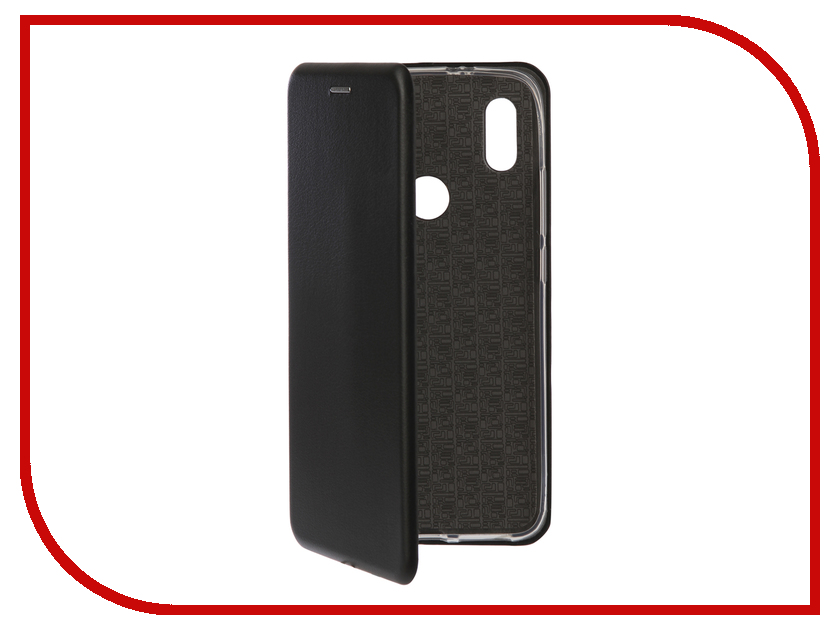 Аксессуар Чехол для Xiaomi Redmi S2 Innovation Book Silicone Black 12473 моноблок 23 8 lenovo v530 24 1920 x 1080 intel core i3 8100t 4gb 500 gb intel uhd graphics 630 windows 10 professional черный 10uw0002ru 10uw0002ru