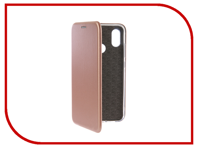 Аксессуар Чехол-книга для Xiaomi Mi 8 Book Innovation Book Silicone Rose Gold 12481 аксессуар чехол для xiaomi mi5x mi a1 innovation book silver 11952