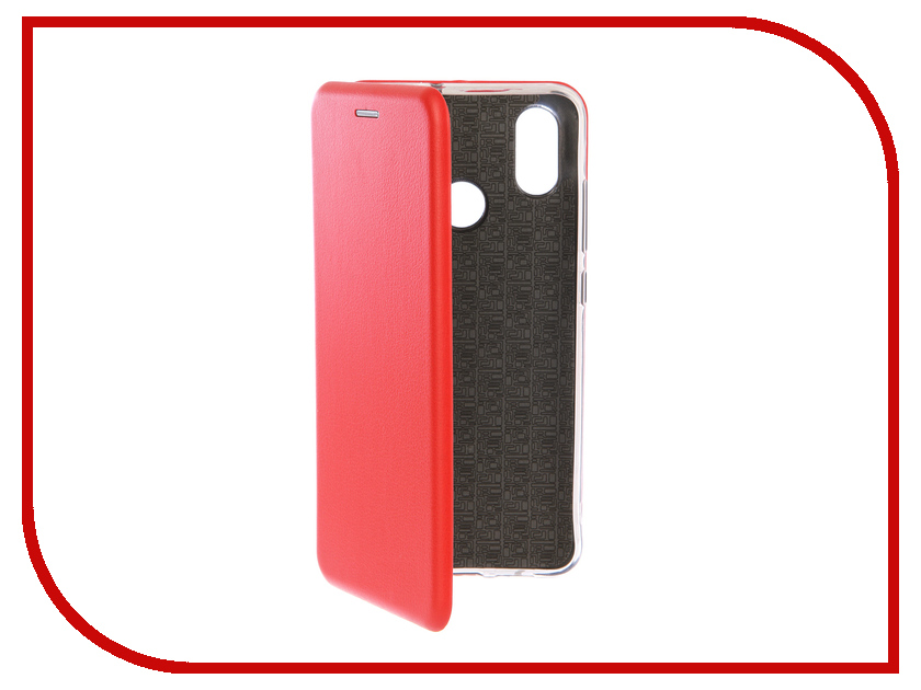 Аксессуар Чехол-книга для Xiaomi Mi 8 Book Innovation Book Silicone Red 12482 n light 407 06 53abw antique brass walnut