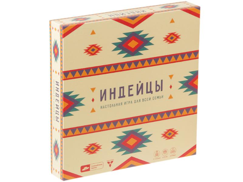 Настольная игра Cosmodrome Games Индейцы 52022