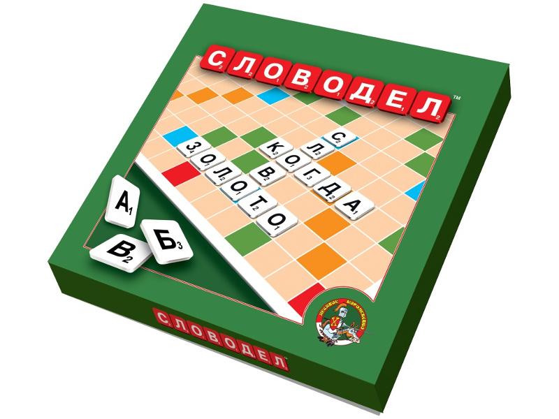 Настольная игра Десятое Королевство Словодел 02648