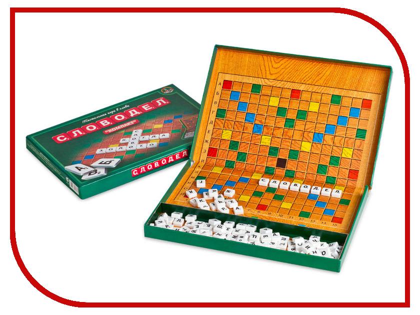 Настольная игра Десятое Королевство Словодел Компакт 01357 erisson 22les76t2