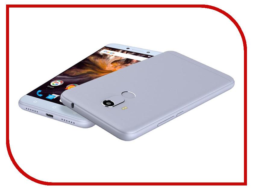 Сотовый телефон Vertex Impress Blade Silver