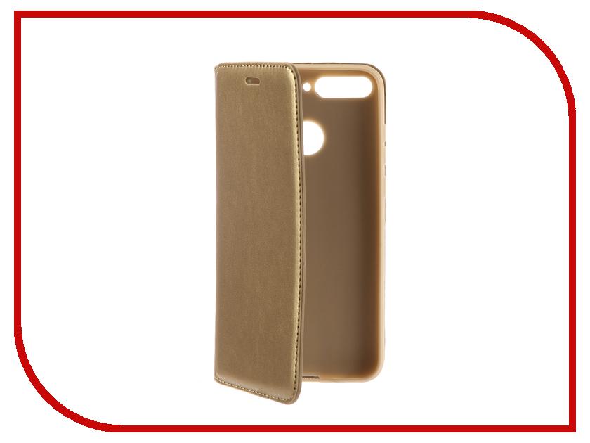 Аксессуар Чехол для Huawei Honor 7A Pro Gurdini Premium Silicone Champagne 906541 dell alienware 15 r3 [a15 8784] silver 15 6 fhd i7 7700hq 16gb 1tb 256gb ssd gtx1070 8gb w10