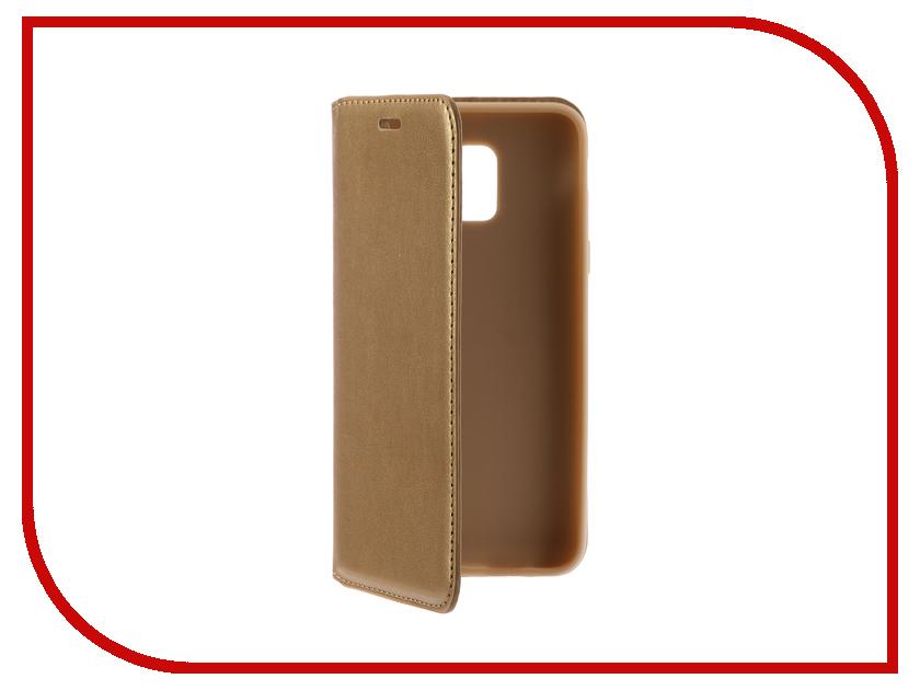 Аксессуар Чехол для Samsung Galaxy J6 2018 Gurdini Premium Silicone Champagne 906539 аксессуар чехол для samsung galaxy j6 2018 gurdini soft touch silicone blue 907967