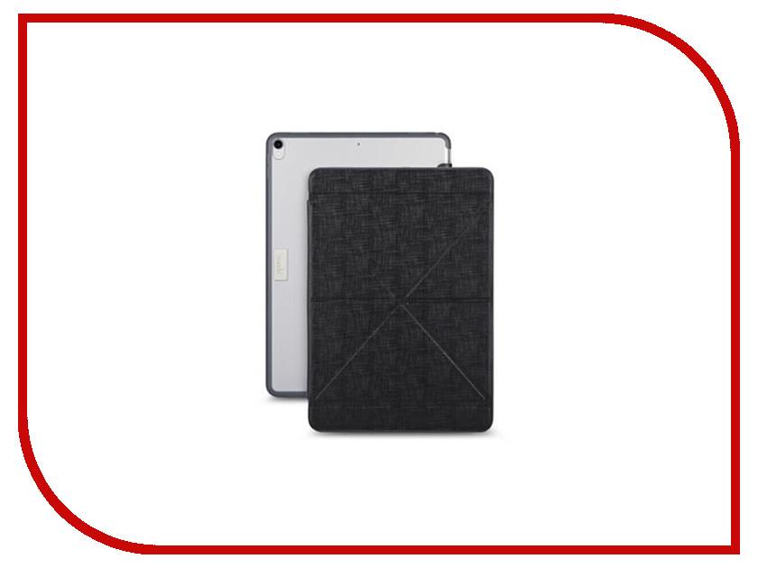 Аксессуар Чехол Moshi VersaCover для APPLE iPad Pro 10.5 Black 99MO056006 fashion 360 rotating case for ipad pro 12 9 inch litchi leather stand back cover apple fundas