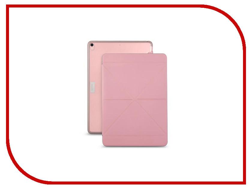 Аксессуар Чехол для APPLE iPad Pro 10.5 Moshi VersaCover Pink 99MO056303 аксессуар чехол macbook pro 13 speck seethru pink spk a2729