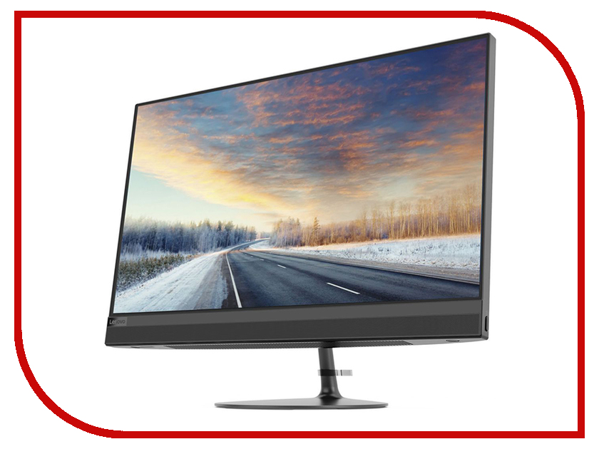 Моноблок Lenovo AIO 520-24ICB Black F0DJ005PRK (Intel Core i5-8400T 1.7 GHz/8192Mb/1000Gb+128Gb SSD/DVD-RW/AMD Radeon 530 2048Mb/Wi-Fi/Bluetooth/Cam/23.8/1920x1080/DOS) моноблок lenovo ideacentre aio 520 24ikl silver f0d100cark intel core i5 7400t 2 4 ghz 4096mb 1000gb dvd rw intel hd graphics wi fi bluetooth 23 8 1920x1080 dos