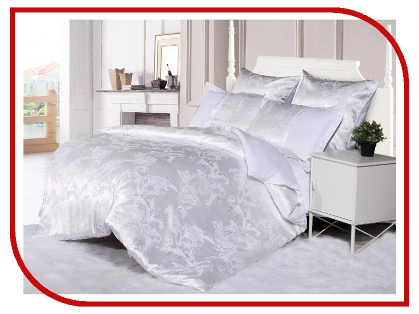 Постельное белье Cleo 21/046-SG Комплект 2 спальный Сатин постельное белье estro c52 комплект 2 спальный сатин