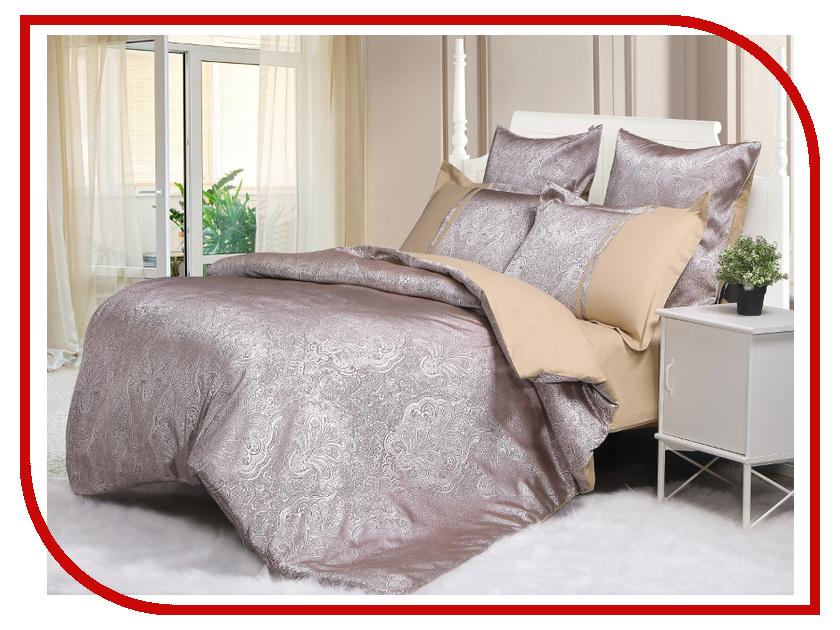 Постельное белье Cleo 21/048-SG Комплект 2 спальный Сатин постельное белье cleo постельное белье siracusa 2 спал