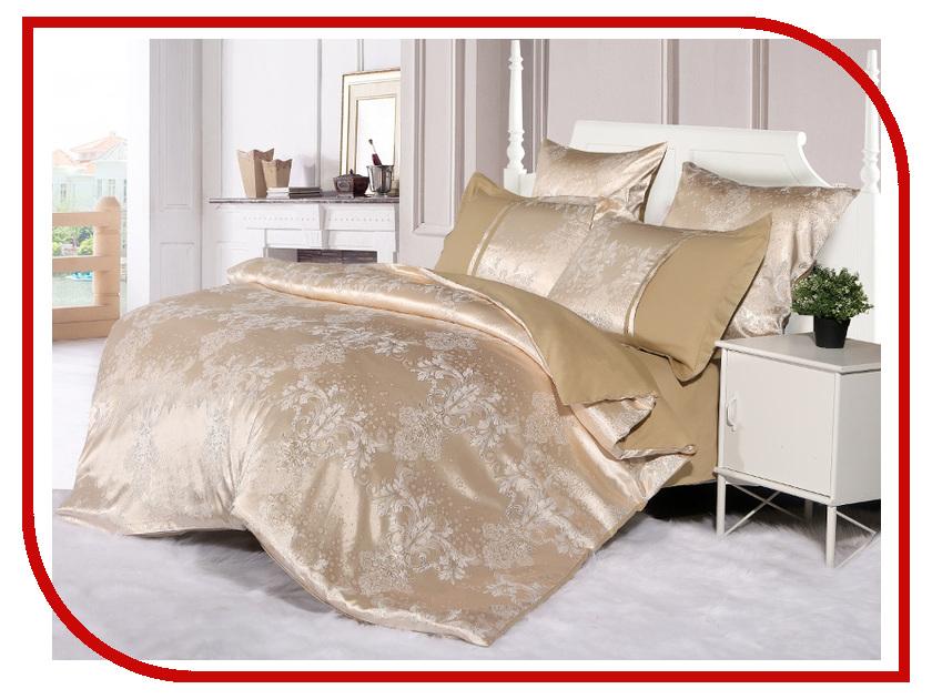 Постельное белье Cleo 21/049-SG Комплект 2 спальный Сатин постельное белье cleo постельное белье siracusa 2 спал