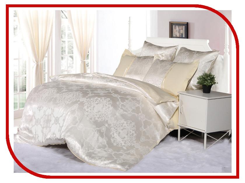 Постельное белье Cleo 21/051-SG Комплект 2 спальный Сатин постельное белье cleo постельное белье siracusa 2 спал