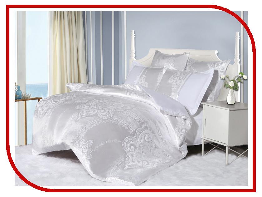 Постельное белье Cleo 21/052-SG Комплект 2 спальный Сатин цена 2017