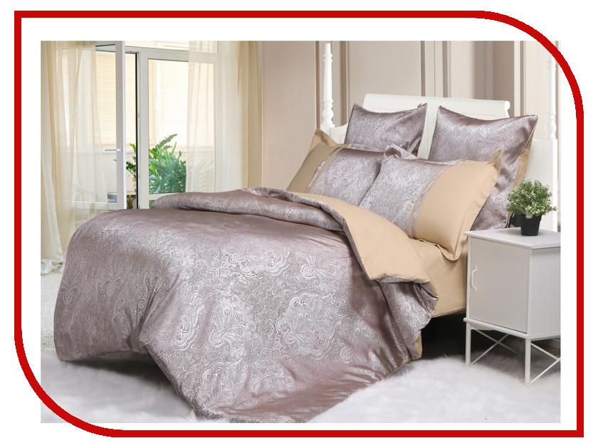 Постельное белье Cleo 31/048-SG Комплект Евро Сатин