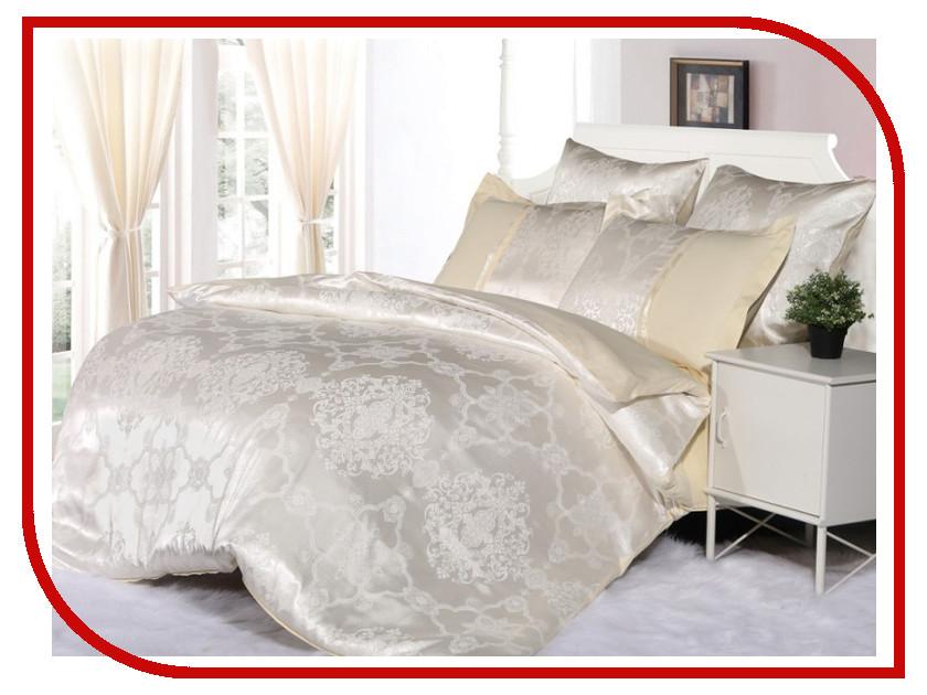 все цены на Постельное белье Cleo 31/051-SG Комплект Евро Сатин онлайн