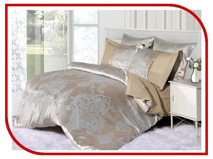 Постельное белье Cleo 31/053-SG Комплект Евро Сатин недорго, оригинальная цена