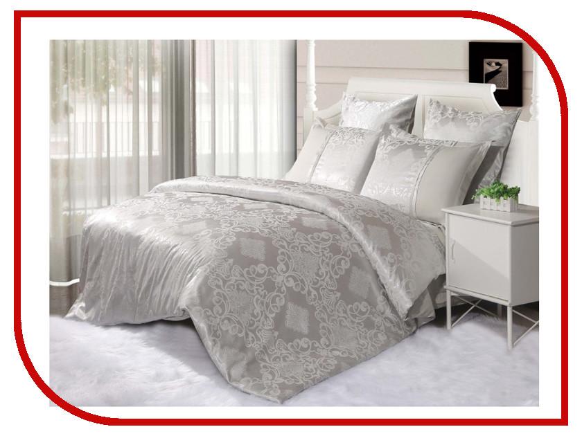 Постельное белье Cleo 31/062-SG Комплект Евро Сатин постельное белье экзотика кензо комплект евро сатин