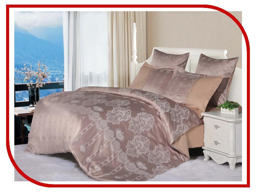 Постельное белье Cleo 31/065-SG Комплект Евро Сатин постельное белье экзотика кензо комплект евро сатин