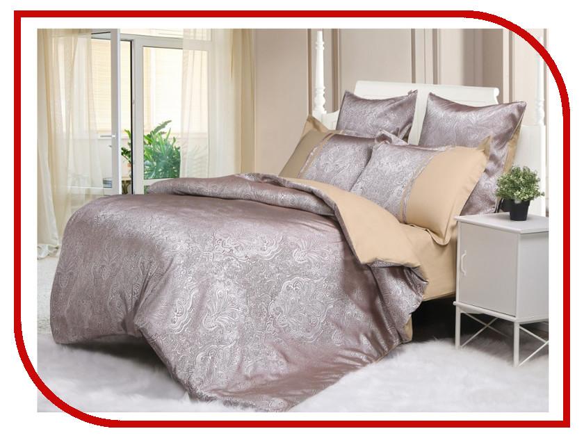 Постельное белье Cleo 41/048-SG Комплект Дуэт Сатин постельное белье этель монстера комплект дуэт поплин 1534708