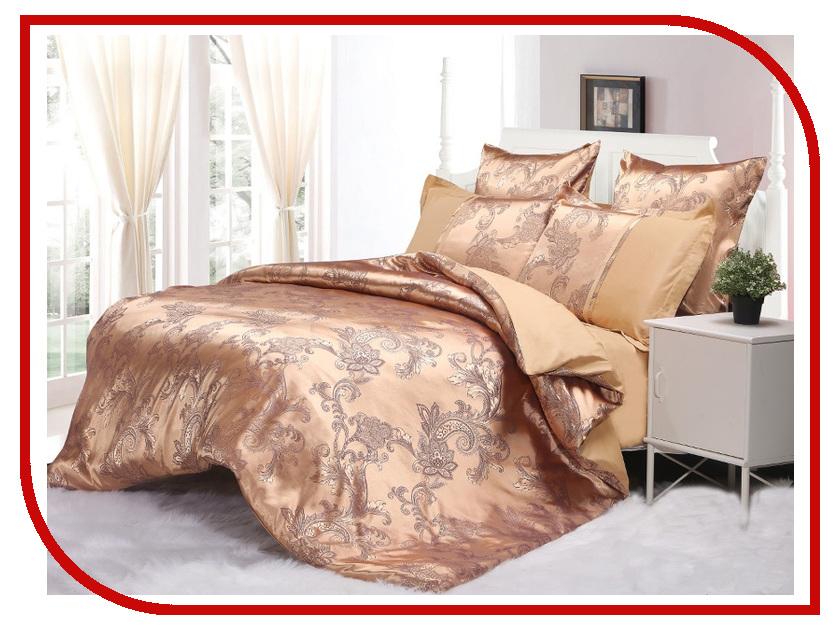 Постельное белье Cleo 21/045-SG Комплект 2 спальный Сатин постельное белье cleo постельное белье gisselle 2 спал
