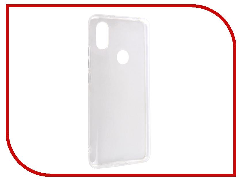 Аксессуар Чехол для Xiaomi Redmi S2 iBox Crystal Transparent аксессуар чехол для xiaomi redmi s2 ibox crystal transparent