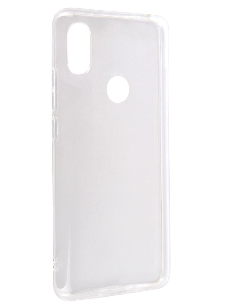 Аксессуар Чехол iBox для Xiaomi Redmi S2 Crystal Transparent