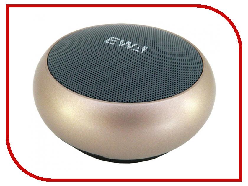 Колонка EWA A110 Bluetooth Gold ewa