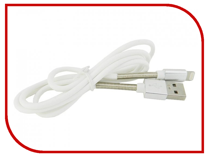 Фото - Аксессуар Walker C720 USB-Lightning for Apple iPhone 5 / 6 / 7 White аксессуар krutoff usb lightning для iphone 5 6 1m white 14265