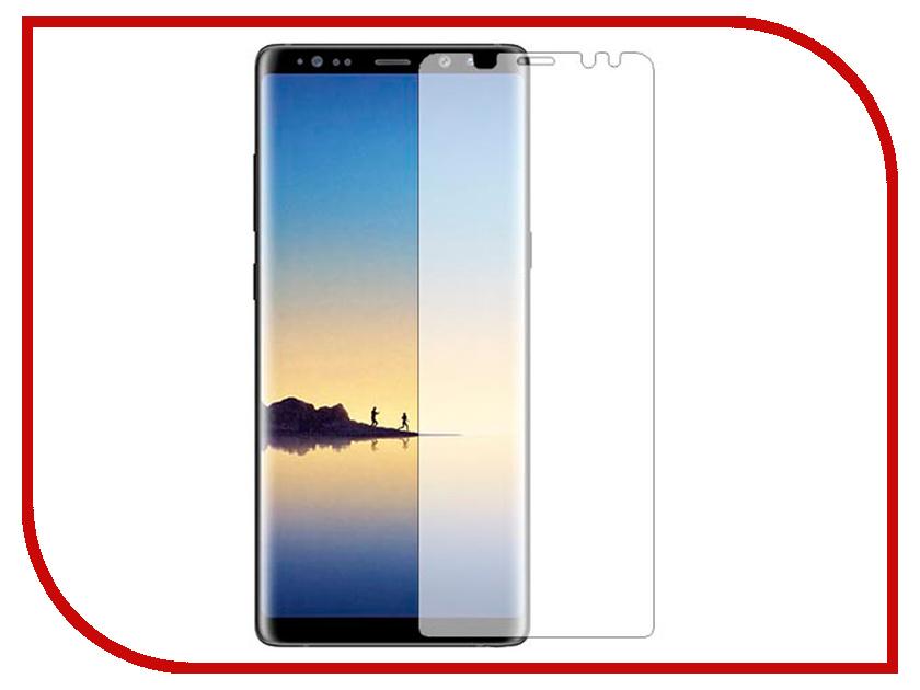 Аксессуар Защитное стекло для Samsung Galaxy Note 8 Innovation 12512  - купить со скидкой