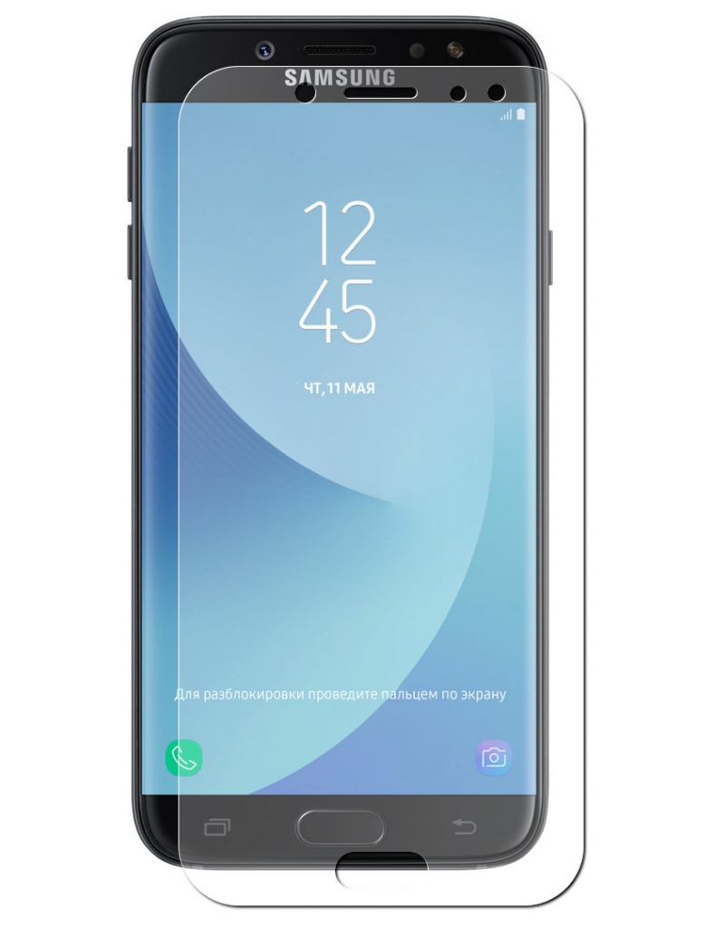 Защитное стекло Innovation для Samsung Galaxy J7 2017 12508