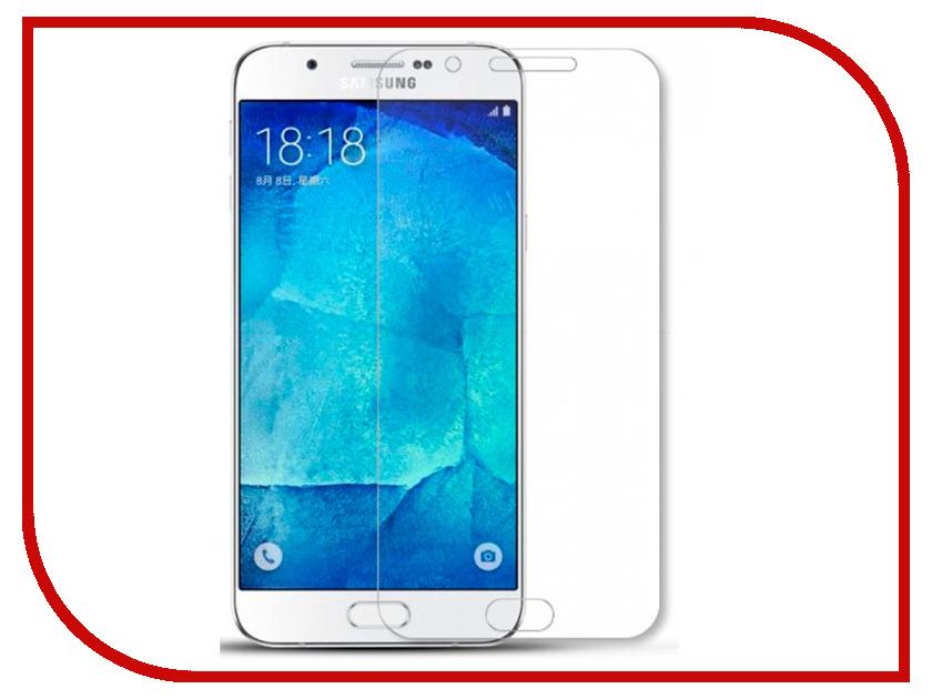 Аксессуар Защитное стекло для Samsung Galaxy A8 Plus 2018 Innovation 12505 аксессуар