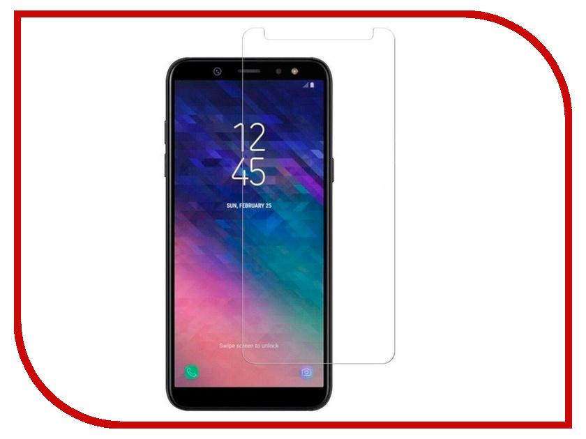 Аксессуар Защитное стекло для Samsung Galaxy A6 Plus 2018 Innovation 12502 lo 12502