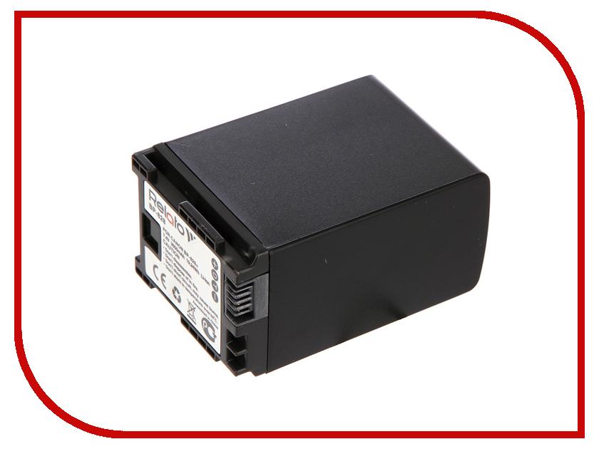 Аккумулятор Relato BP-828 для Canon XA11/XA15/XA30/XA35/XF400/XF405/LEGRIA GX10/HF G40 аккумулятор digicare plc bp828 bp 828 bp 820 для canon