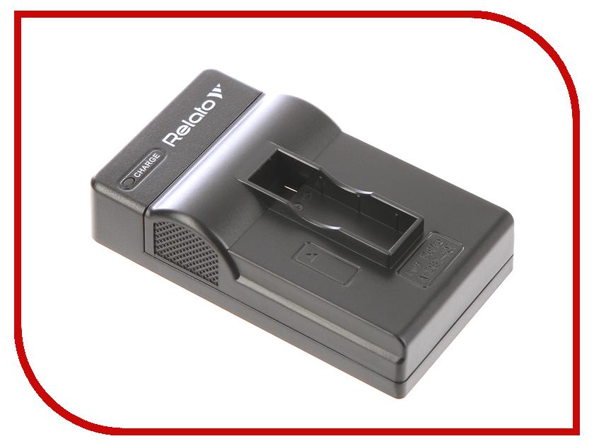 Аксессуар Зарядное устройство Relato CH-P1640U/GoPro401 Dual для GoPro AHDBT-401 ahdbt 401 replacement 3 8v 1160mah li ion battery for digital camera gopro hero 4 black grey