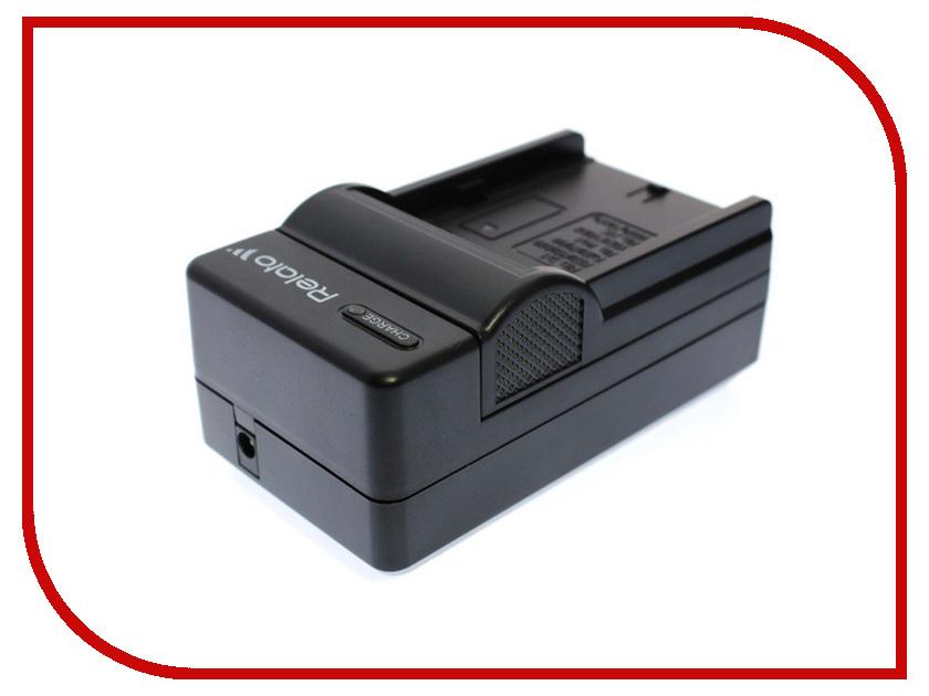 Зарядное устройство Relato CH-P1640/ENEL20 для Nikon EN-EL20 зарядное устройство relato ch p1640 nb12l для canon nb 12l 13l