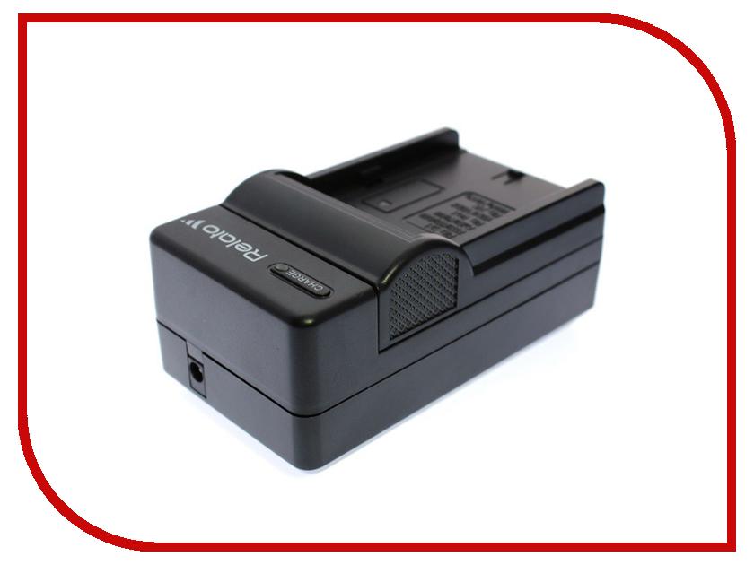 Зарядное устройство Relato CH-P1640/S006E для Panasonic S006E/S002A зарядное устройство relato ch p1640 nb12l для canon nb 12l 13l